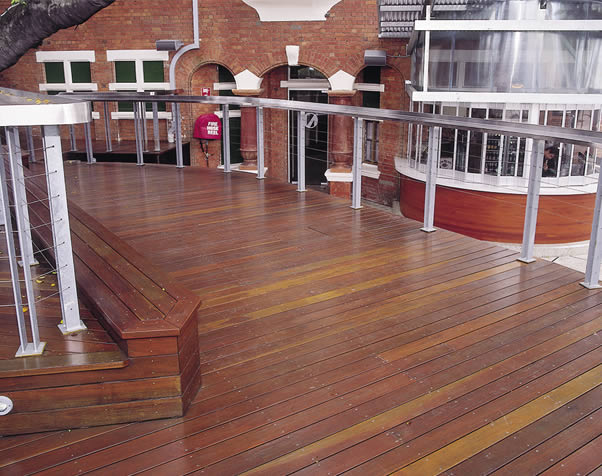 Dtm Timber Products Decking Spotted Gum Gallery